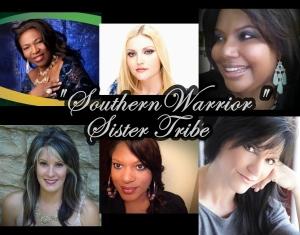 sister, tribe, sisterhood, souther warriors, inspirational women